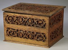 Decorative Carved Wood