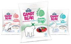 Fox's unveils new range of children's gummy sweets