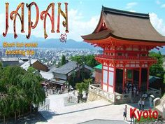 Located on the hill of eastern Kyoto, Kiyomizu-dera (pure water temple) is one of the most popular temples in Kyoto and one of the World Heritage Sites since 1994. Kiyomizu-zaka is the street leading uphill to the gate of the Kiyomizu-dera Temple in Hagashiyama, eastern Kyoto. This street is lined with touristy shops selling food, ceramics, clothes and local crafts.