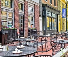 Outdoor Dining Restaurants in West Chester
