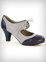 grey swing shift oxford mary janes $38 I HAVE WANTED THESE FOREVER!!!!!