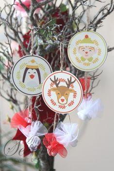 Μπομπονιέρα χειροποίητο κρεμαστό Χριστουγεννιάτικο στολίδι με διάφορα θέματα., annassecret, Χειροποιητες μπομπονιερες γαμου, Χειροποιητες μπομπονιερες βαπτισης