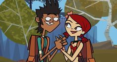 Mike and Zoey - Total Drama Wiki - Wikia