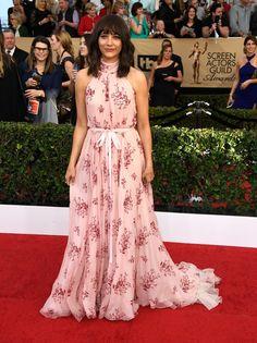 SAG Awards Red Carpet Dresses 2017 | POPSUGAR Fashion Photo 20...Rashida Jones