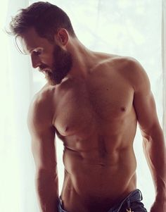 beards carefully curated — Daniel