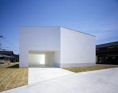 White Cave House by Takuro Yamamoto Architects 6