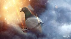 Ever wanted to be a pigeon? Now you can in Battlefield 1: Ever wanted to be a pigeon? Now you can in Battlefield 1:…