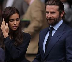 Bradley Cooper man ponytail