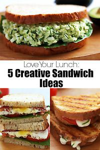 Love Your Lunch: 5 Creative Sandwich Ideas | eBay