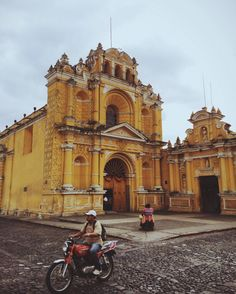 Antigua, Guatemala | Caroline Ghetes | VSCO Grid Thus my heart begins to palpitate because dear Antigua is my fave place currently