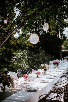 Betti&Toon's wedding decoration