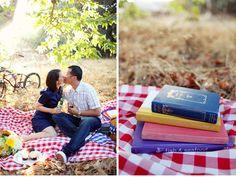 Retro picnic