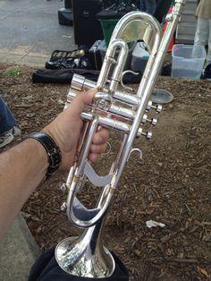 Getzen Genesis Trumpet