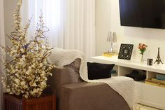 Sala de estar ampliada (Living)