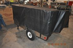 #TopDogCarts - Custom Cart Cover for the TD 36 model cart
