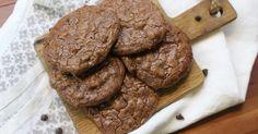 Recette - Cookies brownies en vidéo