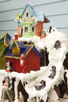 Gingerbread Adventures 2011 by NYBG, via Flickr