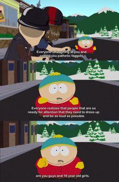 Eric Cartman - Quotev