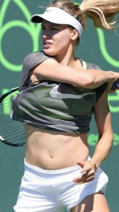 11 Embarrassing When You See It Pictures Of Female Tennis Players 11 Peinlich, wenn Sie Bilder von Tennisspielerinnen sehen Hot Girls, Girls With Abs, Tennis Workout, Boxing Workout, Tennis Players Female, Tennis Stars, Most Effective Ab Workouts, Eugenie Bouchard