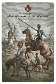 Penguin: Don Quixote Cervantes Saavedra's Don Quixote de la Mancha Captured in Audio Advertising Agency: Y&R, Beijing, China Executive Creative Director: Nils Andersson Creative Directors: Ronnie Wu, Chen Lei Art Director: Bruce Xie