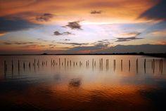 Lake Wichita, Wichita Falls, Texas - favorite place to go watch the sunset!