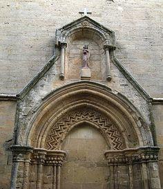 Enna, Cattedrale, Portale laterale