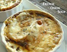 Joyously Domestic: French Onion Soup