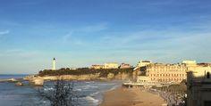 Un día en BIARRITZ http://yololos.blogspot.com.es/2017/01/un-dia-en-biarritz.html