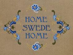 Home Swede Home Swedish Housewarming Hostess Genealogy Roots Love Ancestors…