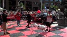 Spokane Hoopfest 2012 Toyota Camry SE Shoot Off Winner, via YouTube.