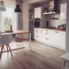 Milego popoludnia❤ten rok zapowiada sie bardzo pracowicie❤ale jak sie kocha to co sie robi to sama #radosc❤ u nasz szpital tydzien drugi- juz chyba tak mamy,ze jak zbliza sie wyjazd w gory to ktos musi chorowac😘#kitchen #kuchnia #interiors