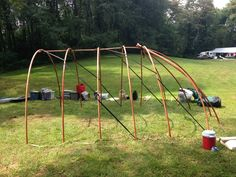 Building A Bender for Pennsic: A DIY Tent Using a Timeless Design This summer we built a simple but spacious tent for use at Pennsic, an SCA medieval camping event held annually in late July near Pittsburgh. Below I outline the historical and contemporary sources we used for the tent design,…