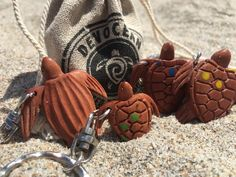 Shop Hand Carved Necklaces - Every Purchase Supports Sea Turtle Rescue and Ocean Conservation Programs - Devoted to the Ocean.