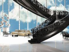 hollywood glam-railing