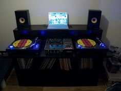 Build this #ikea #DJ Booth for $160 a definite necessity for any #bachelor pad
