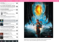 How to Track Movies, TV Shows and Books - Good and Geeky Books Movie List, Movie Tv, Tracks Movie, Page Turner, Best Apps, Movies To Watch, Movies And Tv Shows, Tv Series, Books To Read