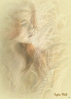 by Lulu Bell Silhouette Art, Double Exposure, Bokeh, Ethereal, Beautiful Women, Whisper, Stationary, Artwork, Delicate