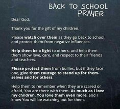 Thank God for the gift of our children!
