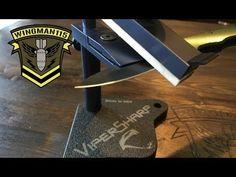 Building Knife Sharpening Jig - YouTube
