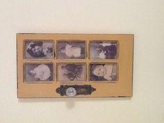 My Vintage Window Photo Frame