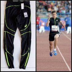 f05006e22d17 ASICS Pro Elite Running Tights Speedsuit Skin Sprint Olympic Track Field  Men (s) for sale online