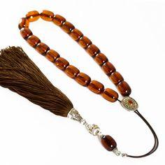 Κονιάκ κεχριμπάρι, πολυτελές δέσιμο, κωδ.332 Tassel Necklace, Objects, Jewelry, Jewlery, Bijoux, Jewerly, Jewelery, Jewels, Accessories
