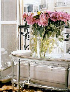 incredible vase of flowers