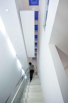 Ja Architecture Studio . The Offset House . Toronto © Sam Javanrouh - Daniels Alum Nima Javidi, Behnaz Assadi, and Hanieh Rezaei