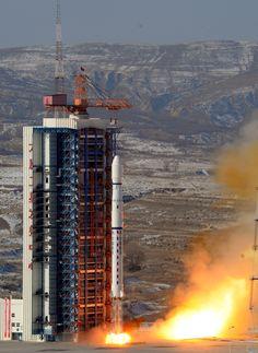 /via Galactic Penguin SST #china #rocket #launch #CZ4B