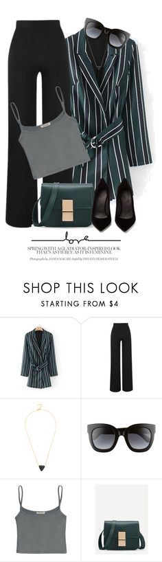 """Keep On Hoping"" by monmondefou ❤ liked on Polyvore featuring Amanda Wakeley, Gucci and Maison Margiela"