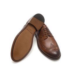BLUCHER PICADOS - Zapatos - Hombre | ZARA México