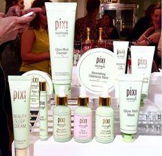 Pixi Fall 2015 New Skincare