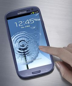 New Samsung Galaxy SIII Phone