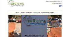 Η #aboutnet δημιούργησε ένα νέο #website για την εταιρία συστημάτων κλιματισμού Earth Clima.Μπορείτε να δείτε το #site στο www.earthclima.gr